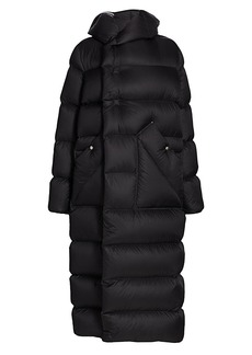 Rick Owens Long Liner Puffer Coat