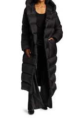 Rick Owens Long Liner Puffer Coat