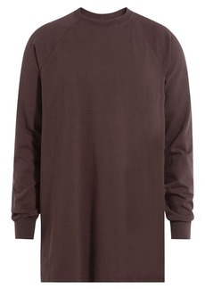 Rick Owens Long Sleeve Cotton Top