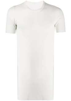 Rick Owens longline plain T-shirt