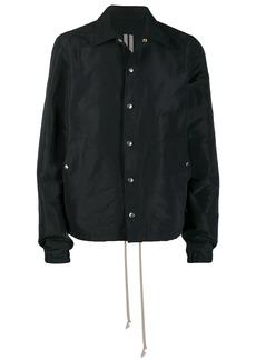 Rick Owens loose-fit shirt jacket