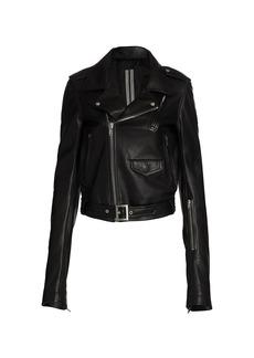 Rick Owens Lukes Stooges Leather Jacket
