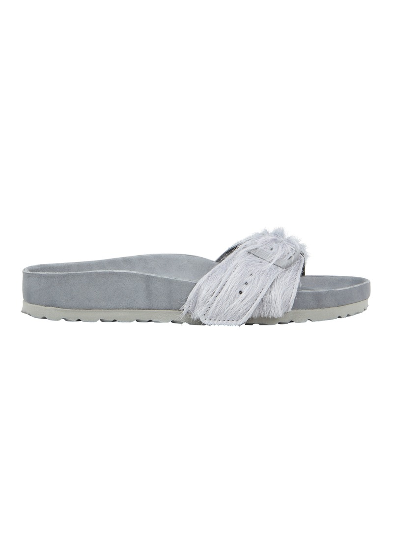 51af7052673 Rick Owens Madrid Grey Sandals Now  209.00