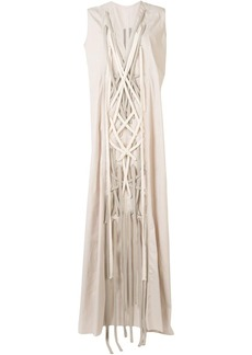 Rick Owens Mega-laced evening dress