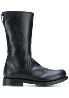 Rick Owens mid-calf boots