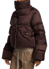 Rick Owens Mountain Duvet Down Puffer Coat
