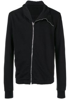 Rick Owens Mountain zipped sweater
