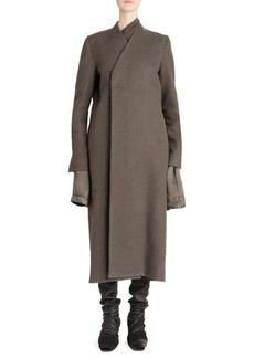 Rick Owens Museum Double Coat