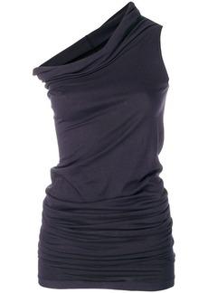 Rick Owens one shoulder top