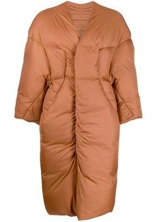 Rick Owens oversized puffer coat