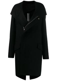 Rick Owens oversized zipped coat