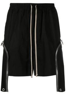 Rick Owens Phlegethon Bauhaus shorts