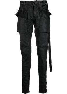 Rick Owens Phlegethon skinny jeans