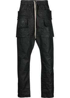 Rick Owens Phlegethon straight-leg trousers