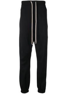 Rick Owens plain track pants