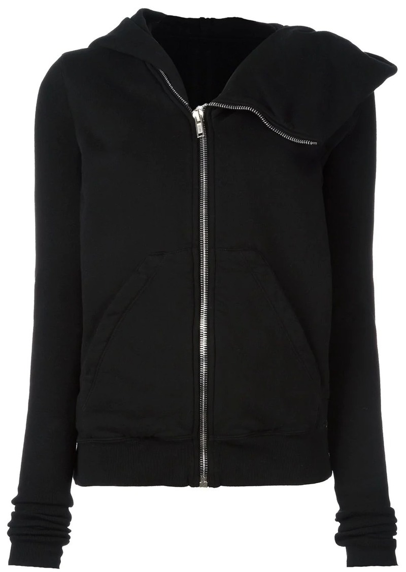 Rick Owens pointed hood jacket