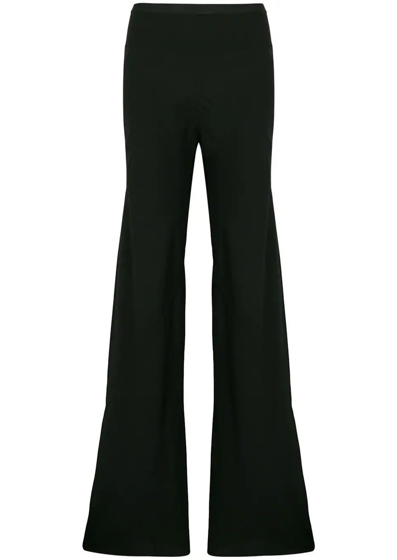 Rick Owens ribbed waist trousers