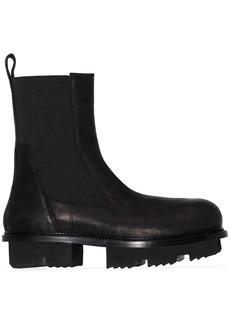 Rick Owens Boxo Megatooth Chelsea boots