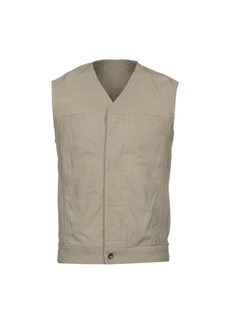 RICK OWENS - Leather jacket