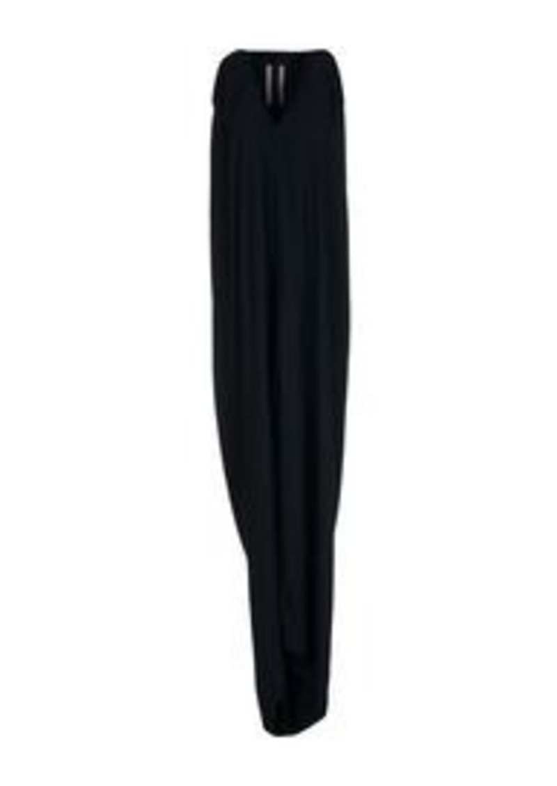 RICK OWENS - Long dress
