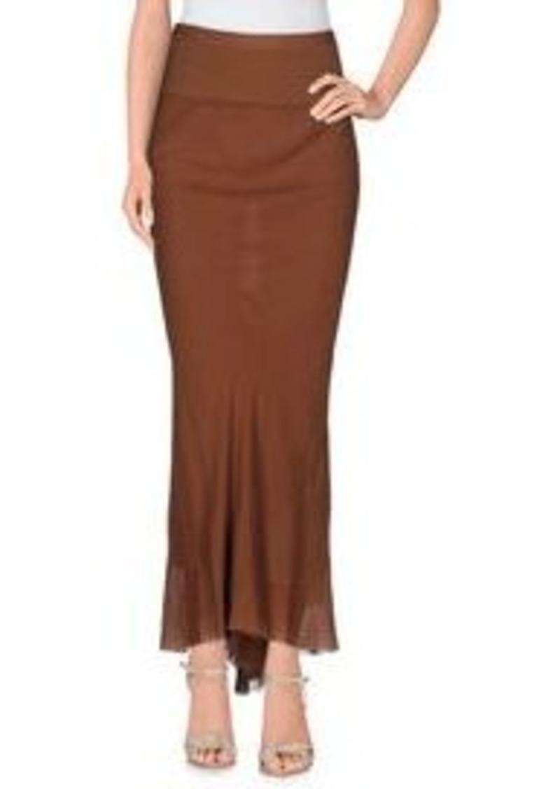 RICK OWENS - Long skirt