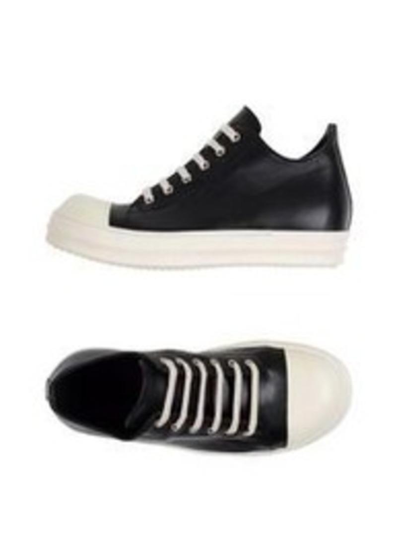 RICK OWENS - Low-tops & sneakers