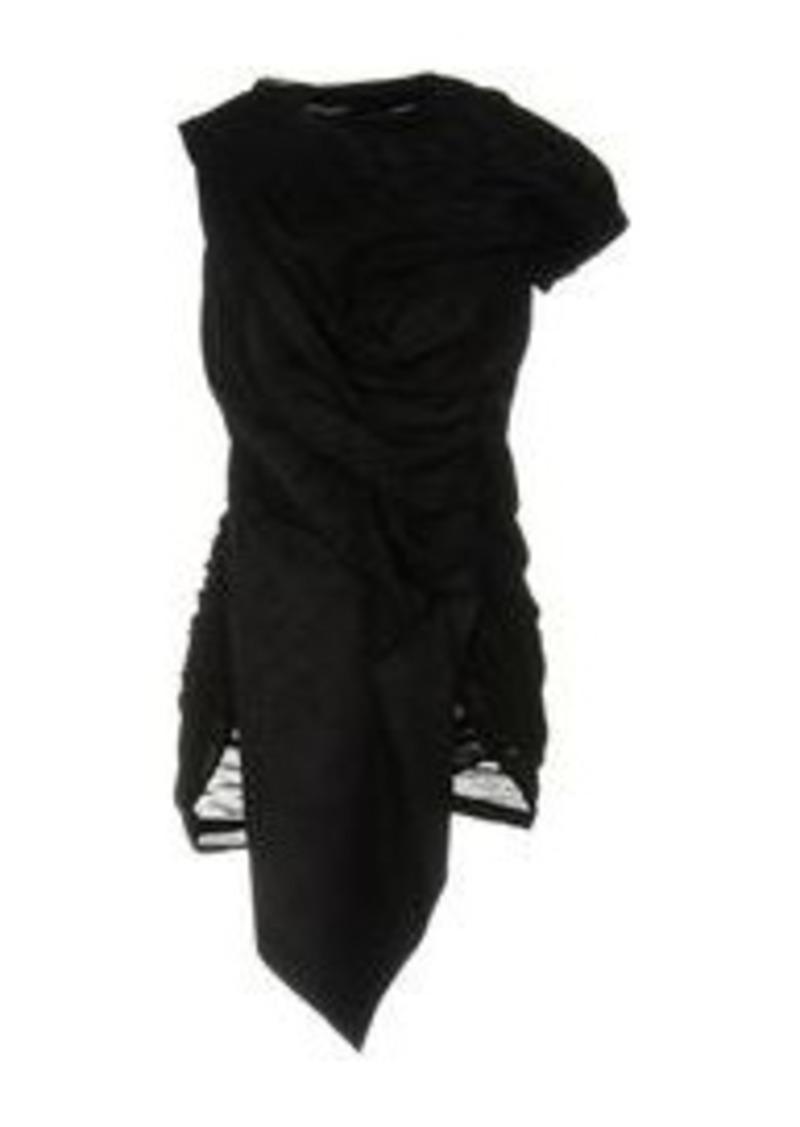 rick owens rick owens t shirt casual shirts shop it to me. Black Bedroom Furniture Sets. Home Design Ideas