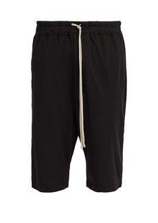 Rick Owens DRKSHDW Astaire Pods cotton shorts