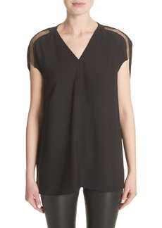 Rick Owens Bead Embellished Top