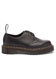 Rick Owens X Dr. Martens Bex leather Derby shoes