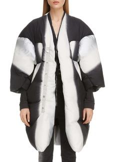 Rick Owens Down Puffer Coat