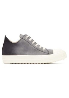 Rick Owens DRKSHDW Degradé denim trainers