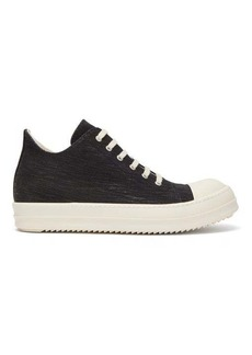 Rick Owens DRKSHDW Denim trainers