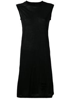 Rick Owens DRKSHDW fitted dress - Black