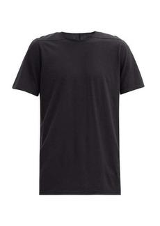 Rick Owens DRKSHDW Level crew-neck cotton-jersey T-shirt