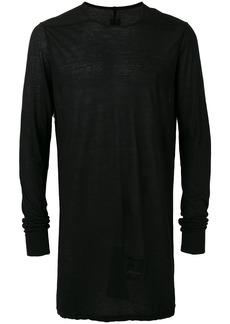 Rick Owens long lonsleeved T-shirt