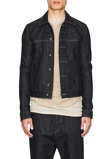Rick Owens DRKSHDW Men's Denim Jacket