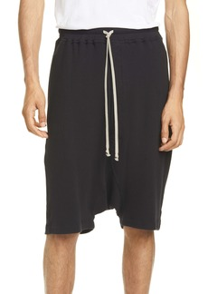 Rick Owens DRKSHDW Pod Drawstring Shorts