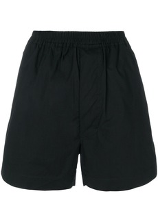 Rick Owens DRKSHDW relaxed fit shorts - Black