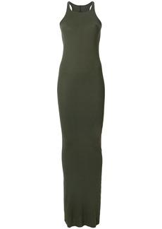 Rick Owens DRKSHDW Rib Tank maxi dress - Green