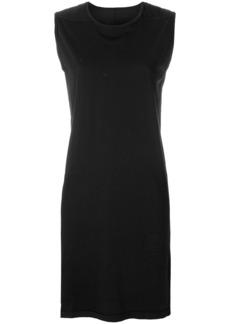 Rick Owens DRKSHDW sleeveless dress - Black
