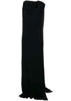 Rick Owens Toga gown