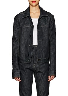 Rick Owens DRKSHDW Women's Denim Worker Jacket