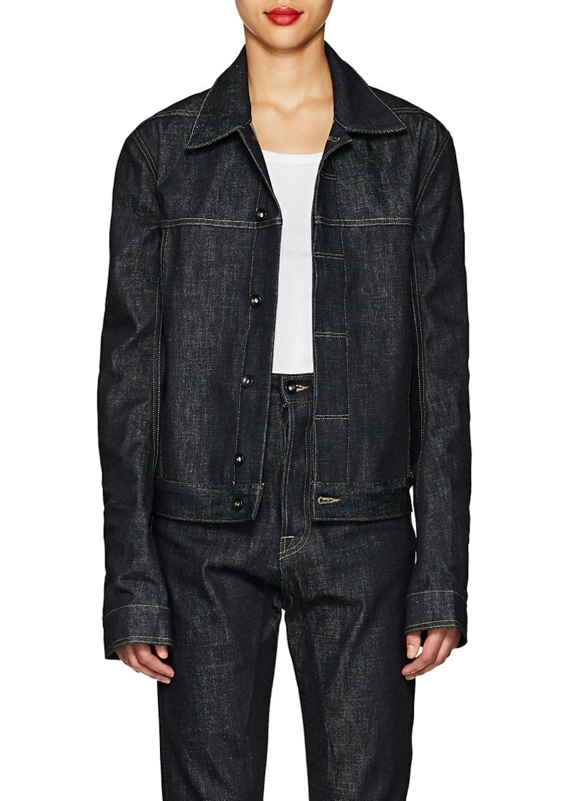 in stock official supplier latest selection of 2019 DRKSHDW Women's Denim Worker Jacket