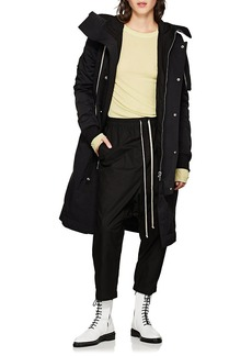 Rick Owens DRKSHDW Women's Tech-Faille Bomber Coat