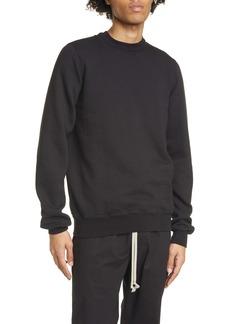 Rick Owens DRKSHDW Zip Detail Bandana Sweatshirt