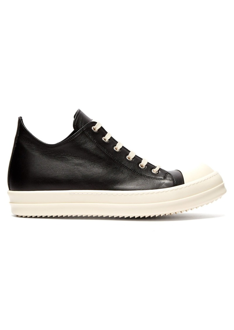 separation shoes 42e11 c44e2 Geobasket low-top leather trainers