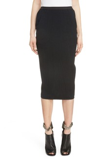 Rick Owens Hammered Skirt