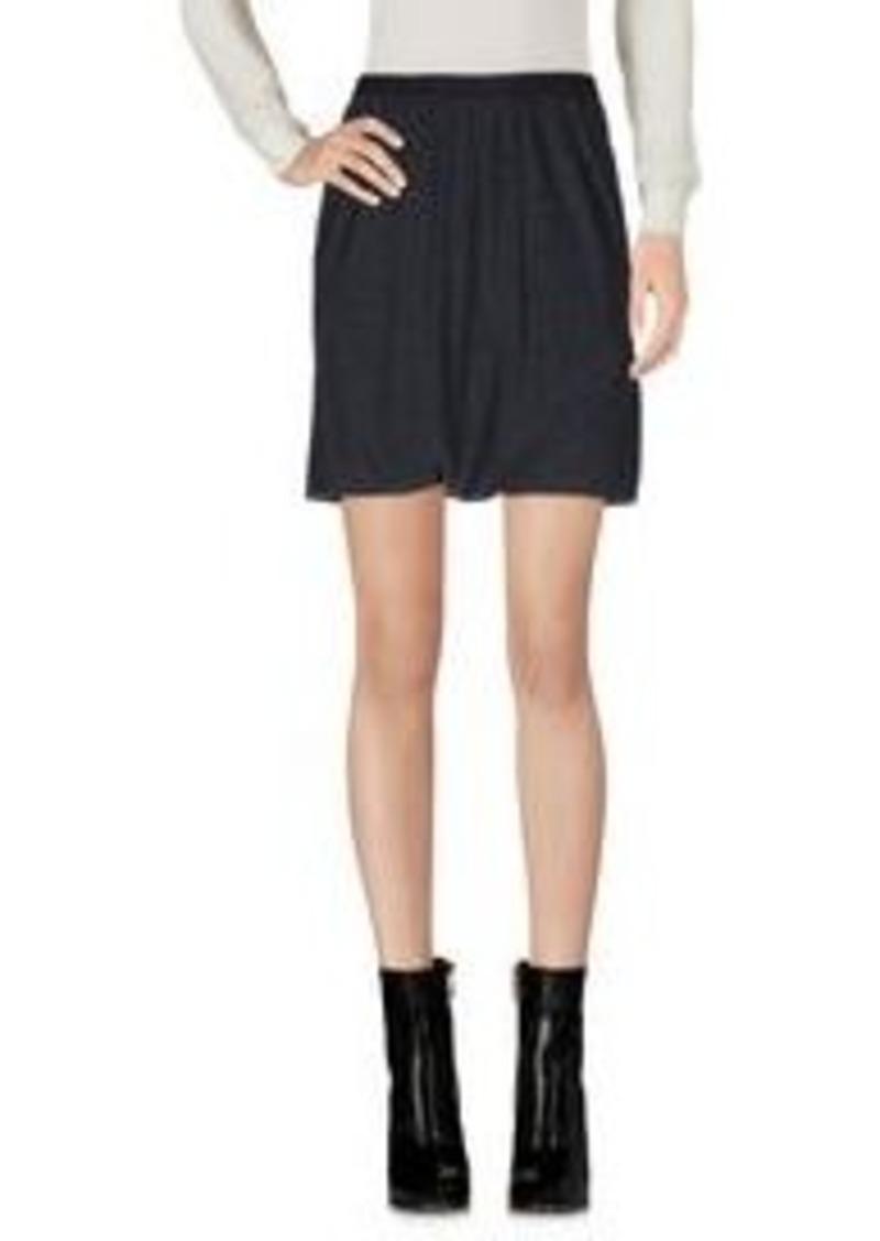RICK OWENS LILIES - Mini skirt
