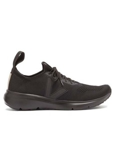 Rick Owens Logo-patch recycled-fibre sock trainers